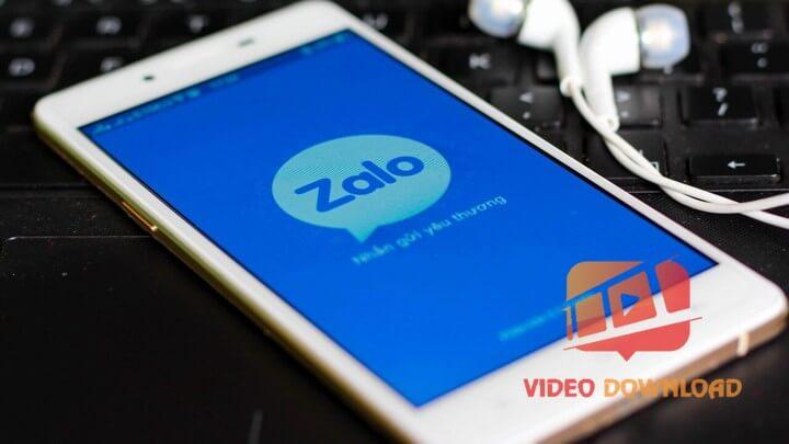 Hình 1- Ứng dụng Zalo