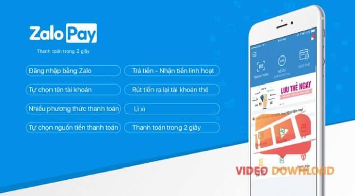 Hình 3: Zalo Pay với các tính năng độc đáo
