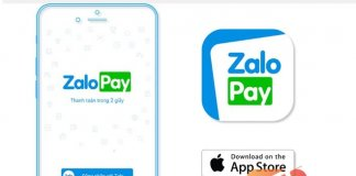 Hình 2: Tải Zalo Pay cho điện thoại