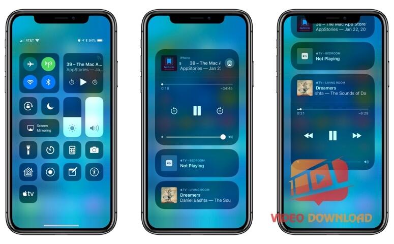 Hình 1: Hệ điều hành iOS