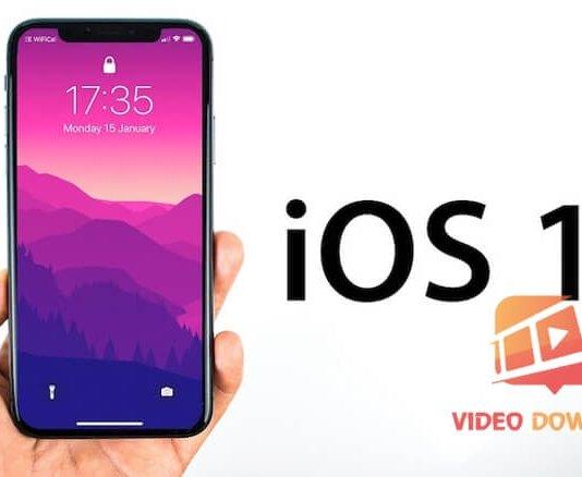 Hình 2: Hệ điều hành iOS 12