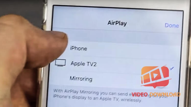 Hình 1: AirPlay
