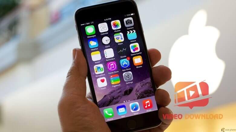 Hình 1: iPhone bị đứng màn hình