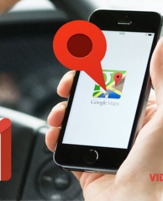 Hình 1: Xác định vị trí iPhone qua Gmail