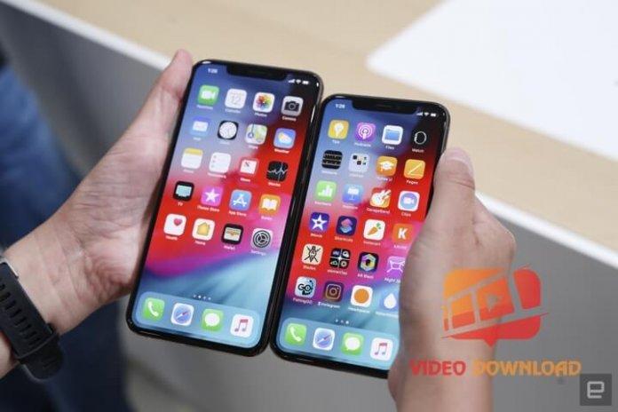 Hình 1: iPhone XS và XS Max