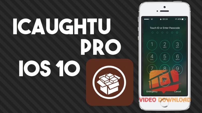 Hình 2: iCaughtU Pro