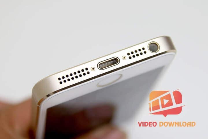 Hình 2: iPhone hỏng cổng sạc