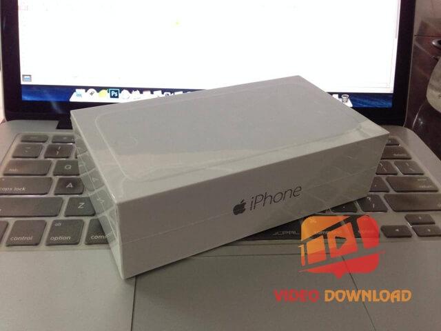 Hình 2: iPhone nguyên Seal