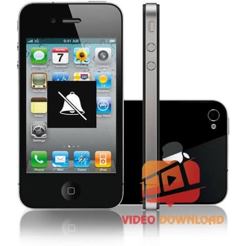Hình 2: Tại sao iPhone không rung