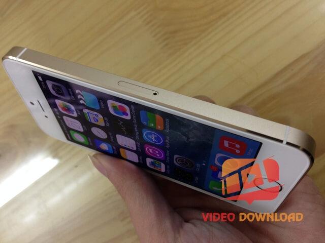 Hình 3: Sửa chữa điện thoại iPhone bị cong