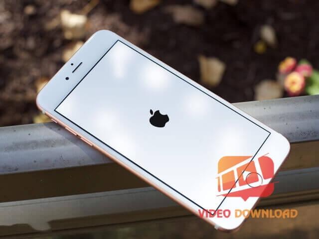 Hình 5: Hard Reset Khởi động lại iPhone