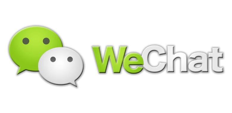 Hình 3: Mạng xã hội WeChat