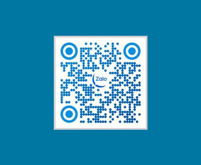 Zalo QR code