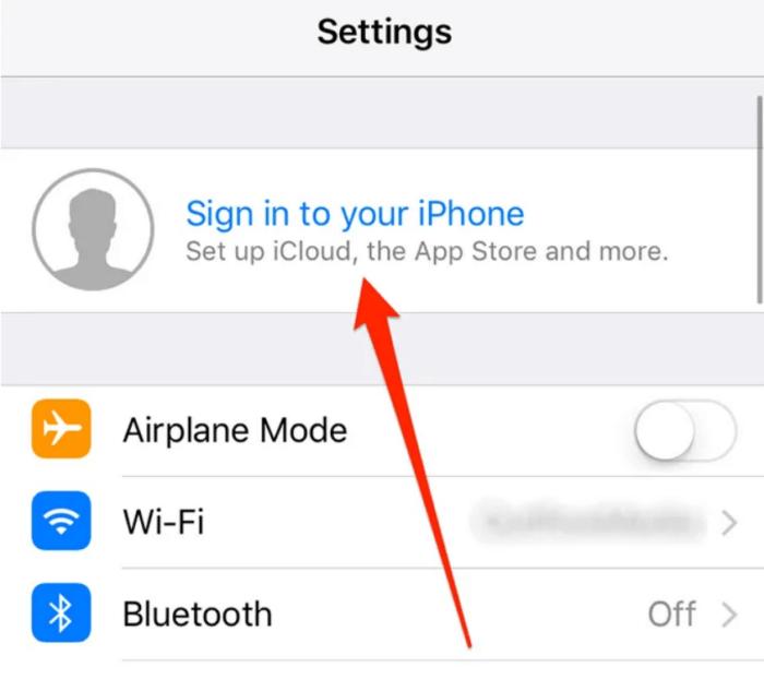 Cách thiết lập iCloud trên iOS (iPhone và iPad)